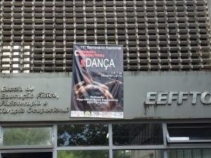 11 Seminário Nacional Concepções Contemporâneas em Dança EEFFTO-UFMG