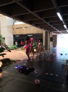 Ruido Rosa Mostra de Dança 11 ° SEminario Concepções Contemporâneas em dança EEFFTO - UFMG