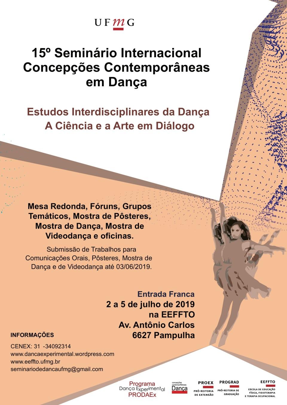 Cartaz seminario internacional 2019 imprimir